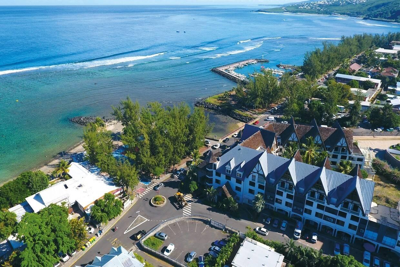 Vue panoramique - Santa Apolonia 4* Saint Denis Reunion