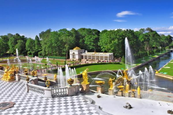(fictif) - Circuit Escapade Saint Petersbourg 4* Saint Petersbourg Russie