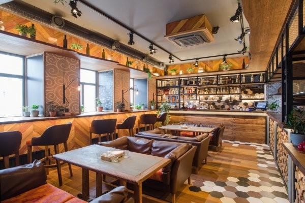 Bar - Hôtel Vox 3* Saint Petersbourg Russie