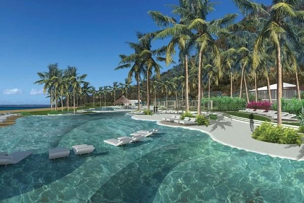 Piscine - Hôtel Secret St Martin Resort & Spa 5* Saint Martin Saint Martin