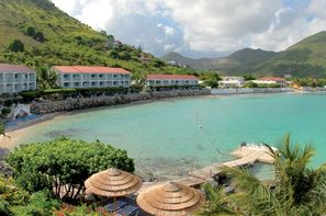 Vacances Saint Martin: Hôtel Grand Case Beach Club