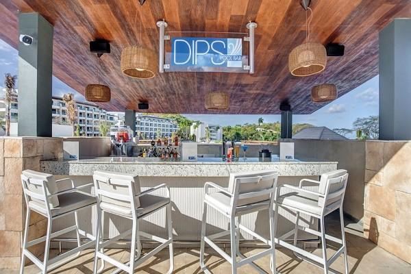 Bar - Hôtel Royalton Saint Lucia Resort & Spa 5* Castries Sainte Lucie