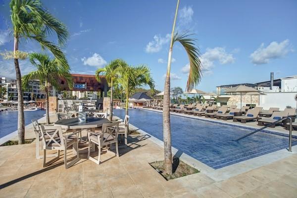 Piscine - Hôtel Royalton Saint Lucia Resort & Spa 5* Castries Sainte Lucie