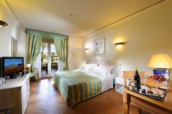 Chambre - Hôtel Pullman Timi Ama Sardegna 5* Cagliari Sardaigne