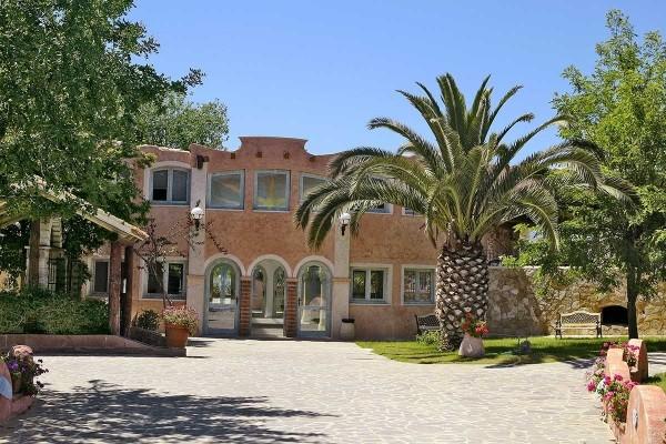 Ville - Hôtel Hôtel Eden Village Colostrai 4* Cagliari Sardaigne