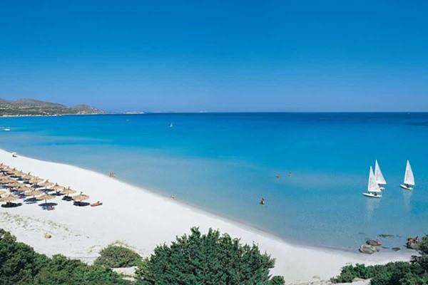 Plage - Hôtel Hôtel Voi Tanka Resort 4* Cagliari Sardaigne