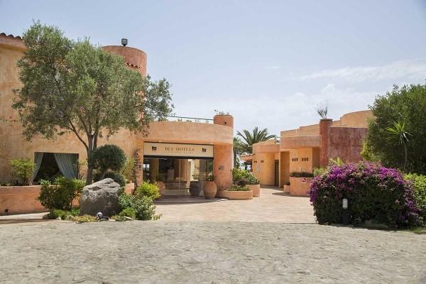 Reception - Hôtel Hôtel Sant'Elmo Beach 4* Cagliari Sardaigne