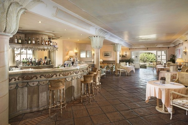 Bar - Hôtel Le Palme Hôtel & Resort 4* Olbia Sardaigne