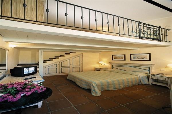 Chambre - Hôtel Colonna du Golf 4* Olbia Sardaigne