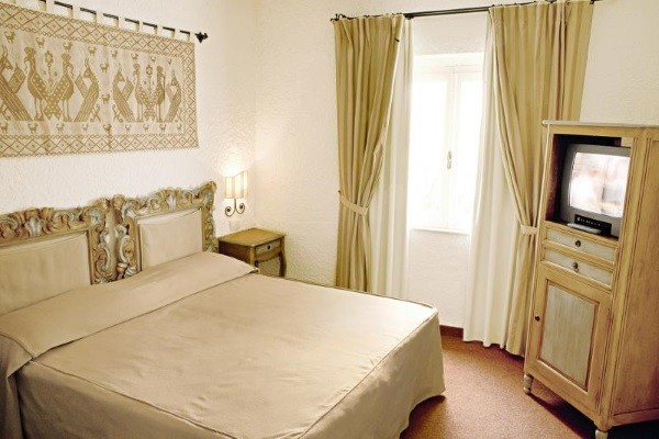 Chambre - Hôtel Colonna Grand Hotel Capo Testa 5* Olbia Sardaigne