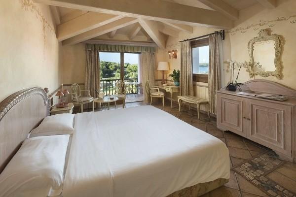 Chambre - Hôtel Le Palme Hôtel & Resort 4* Olbia Sardaigne