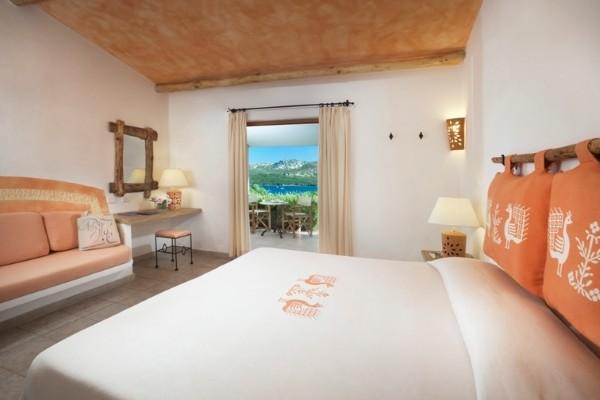 Chambre - Hôtel Park Hotel & Spa Cala Di Lepre 4* Olbia Sardaigne