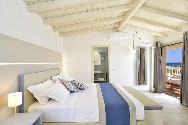 Chambre - Hôtel Piccolo 4* Olbia Sardaigne