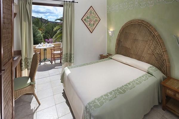 Chambre - Hôtel Relax Torreruja Thalasso & Spa 4* Olbia Sardaigne