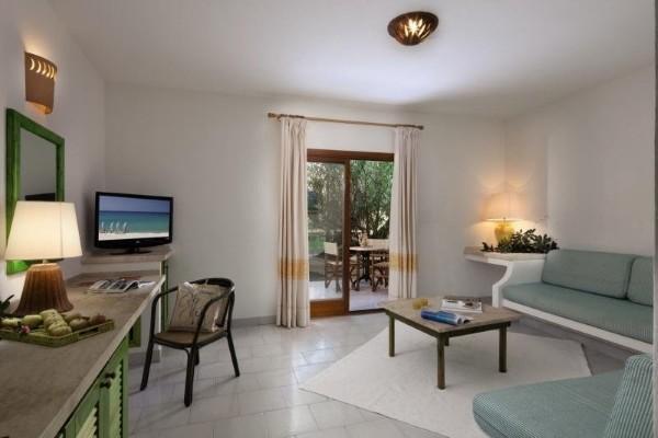Chambre - Hôtel Resort & Spa Le Dune 4* Olbia Sardaigne