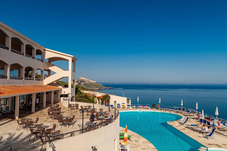 Piscine - Castelsardo Resort Village 4* Olbia Sardaigne