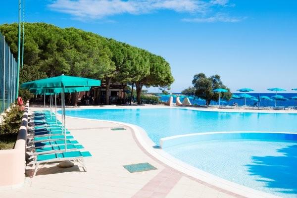 Piscine - Club Framissima Marina Seada Beach 4* Olbia Sardaigne