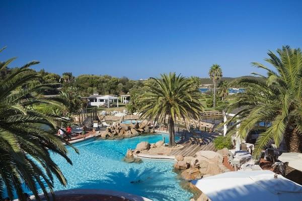 Piscine - Hôtel Le Palme Hôtel & Resort 4* Olbia Sardaigne