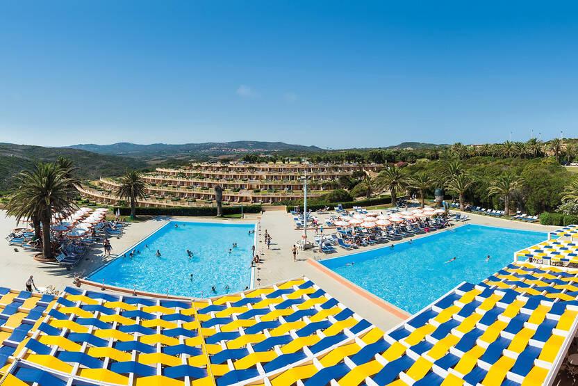 Hôtel Marmorata Village Olbia Sardaigne