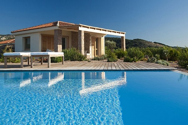 Piscine - Hôtel Relax Torreruja Thalasso & Spa 4* Olbia Sardaigne