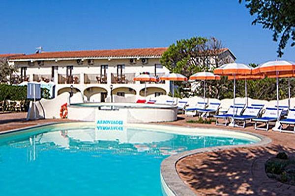 Piscine - Club Top Clubs Del Golfo 4* Olbia Sardaigne