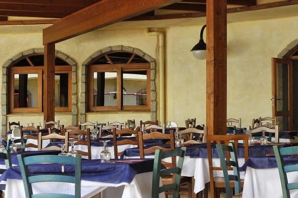 Restaurant - Club Esse Posada 4* Olbia Sardaigne