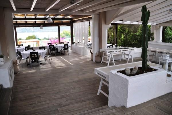 Restaurant - Hôtel Isola Di Santo Stefano 4* Olbia Sardaigne