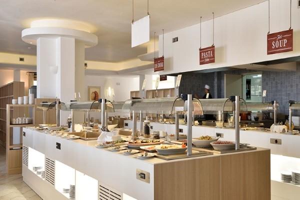 Restaurant - Club Kappa Club Janna E Sole 4* Budoni Sardaigne