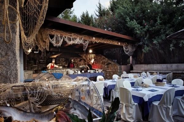 Restaurant - Hôtel Resort & Spa Le Dune 4* Olbia Sardaigne