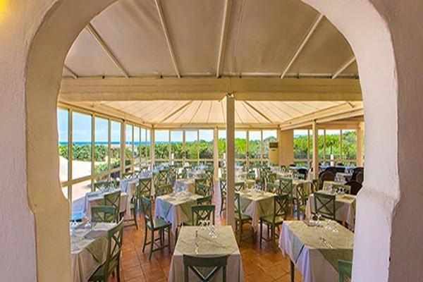 Restaurant - Club Top Clubs Del Golfo 4* Olbia Sardaigne
