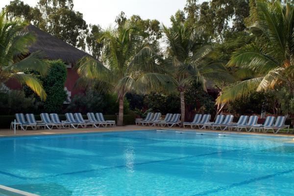 Autres - Hôtel Neptune 5* Dakar Senegal