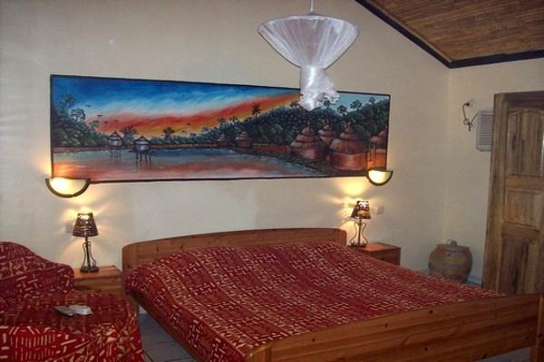 Chambre - Hôtel Club Safari 2* Dakar Senegal