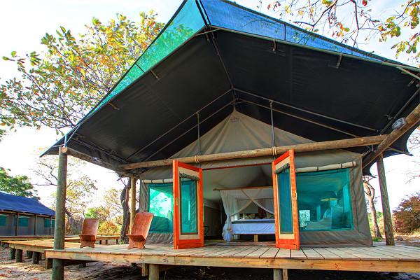 Chambre - Fathala Wildlife Reserve 5* Dakar Senegal
