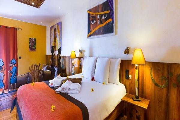 Chambre - Hôtel Royal Horizon Baobab 4* Dakar Senegal