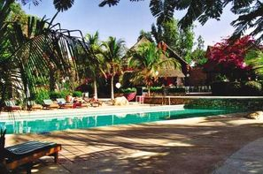 Senegal-Dakar, Hôtel Club les Bougainvillées