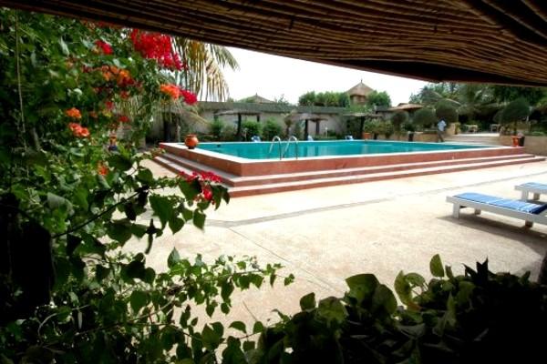 Piscine - Hôtel Club Safari 2* Dakar Senegal