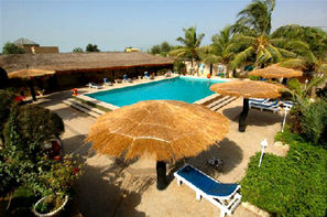 Senegal-Dakar, Hôtel Club Safari