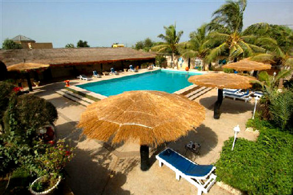 Piscine - Hôtel Club Safari 2* Dakar Senegal