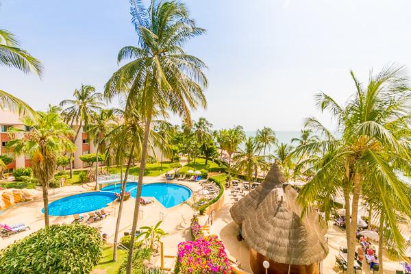 Piscine - Club Framissima Palm Beach 4* Dakar Senegal