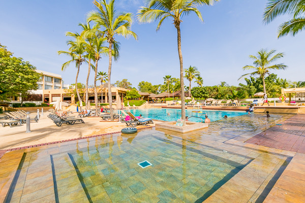 Piscine - Hôtel Framissima Palm Beach 4* Dakar Senegal