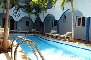 Senegal-Dakar, Hôtel Hacienda