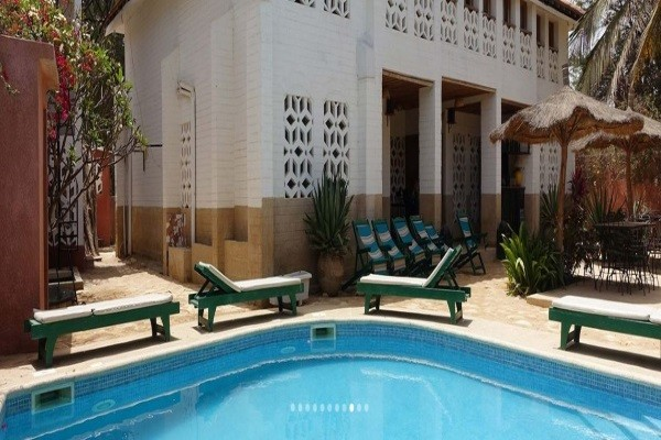 Piscine - Keur Marrakis 3* Dakar Senegal