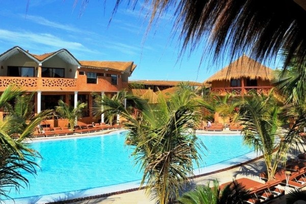 Hotel Lamantin Beach Resort Amp Spa Saly Senegal Promovacances
