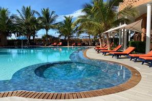Senegal-Dakar, Hôtel Lamantin Beach Resort & Spa
