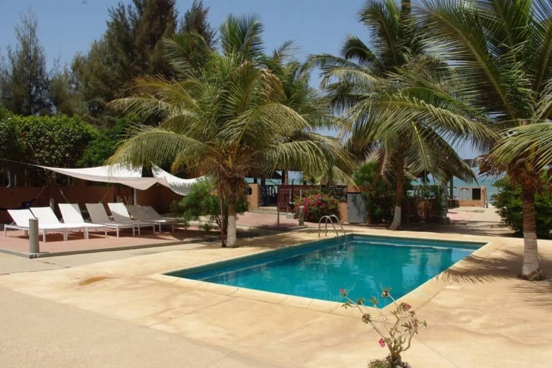Piscine - Le Phenix 3* Dakar Senegal