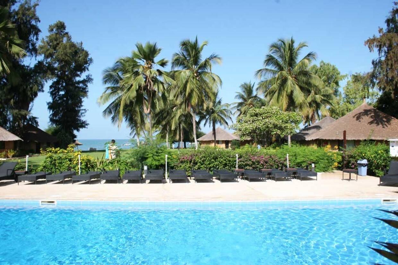 Piscine - Le Saly Hotel & Hotel Club Filaos 4* Dakar Senegal