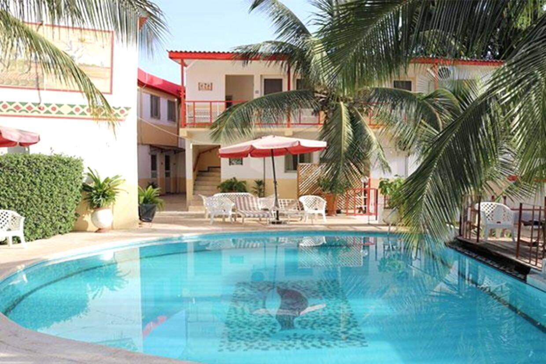 Piscine - Les Flamboyants 3* Dakar Senegal