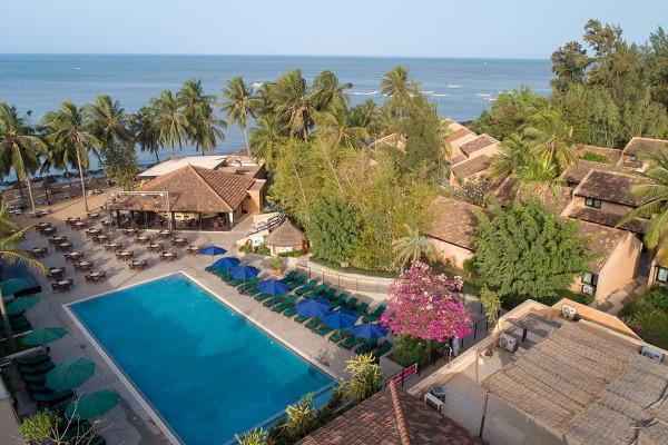 Piscine - Club Marmara Les Filaos 4* Dakar Senegal