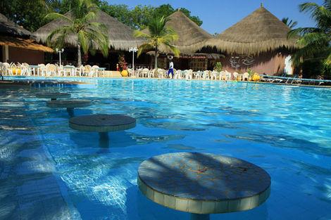 Senegal-Hôtel Neptune 5*