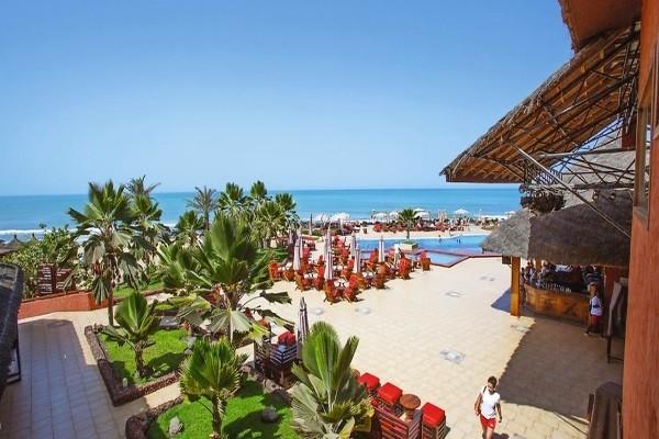 Piscine - Royal Horizon Baobab Resort 4* Dakar Senegal